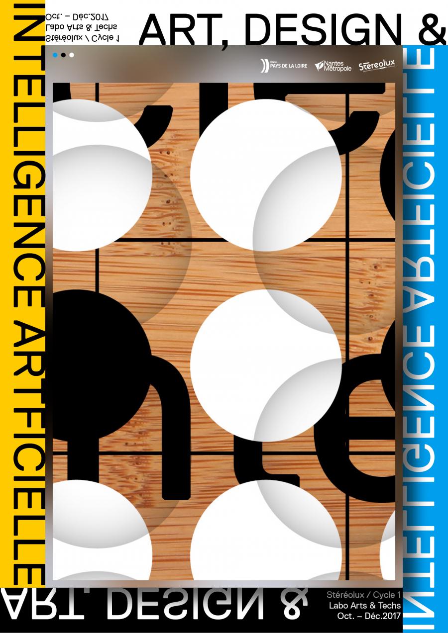 Stereolux – Cycle IA, Chevalvert